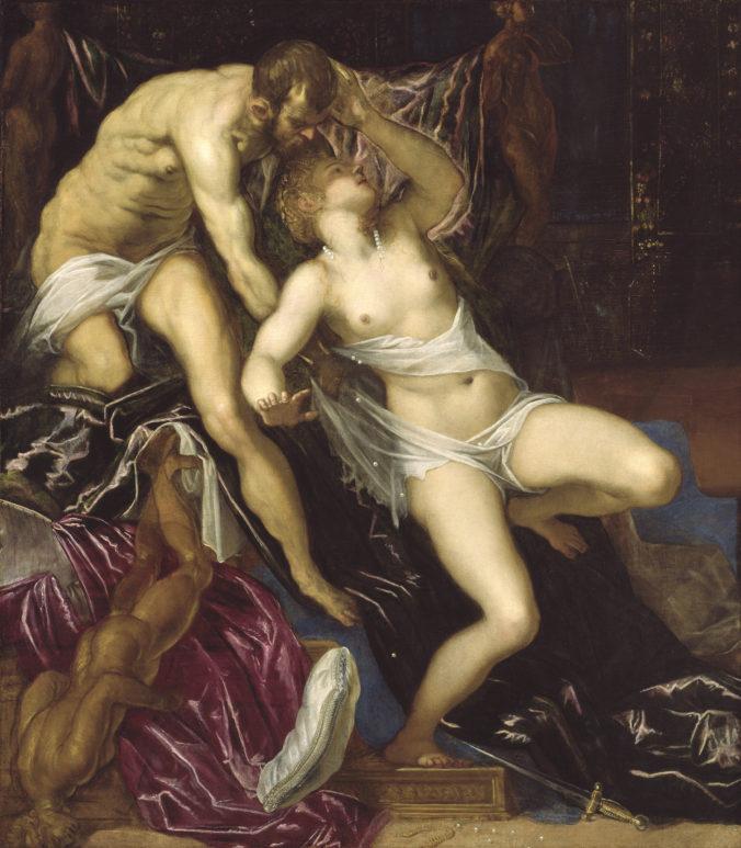Tintoretto_and_lukrecja