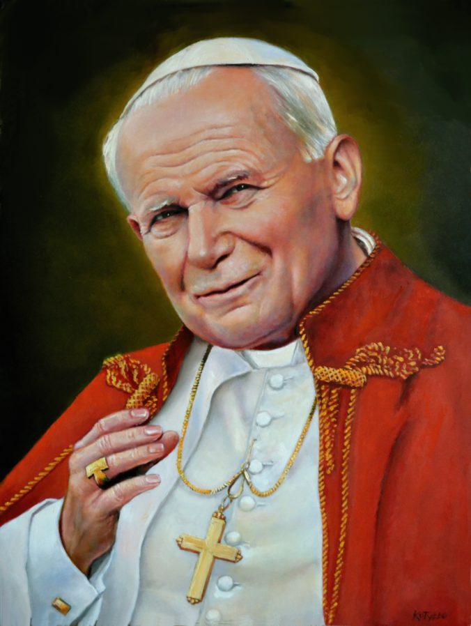 PapieżJanPawełII